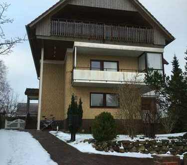 Schöne Dachgeschosswohnung in Grömitz, ruhige Lage, Meerblick