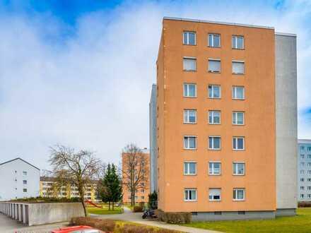 Modernisierte 2-Zimmerwohnung mit Loggia in Hochzoll-Nord