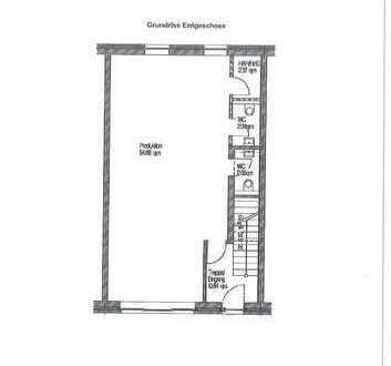 Büroräume und Lager-/ Werkstatträumlichkeinten zu vermieten