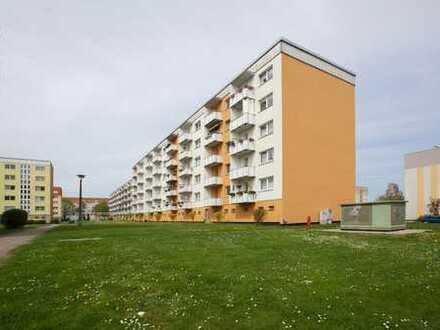 gemütliche 3-Raum-Wohnung mit Boddenblick