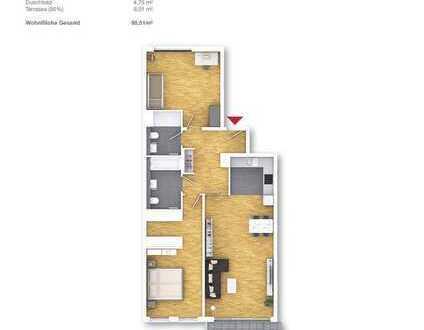 Viel Platz! Tolle 3-Zimmer-Eigentumswohnung, WE 11, EG