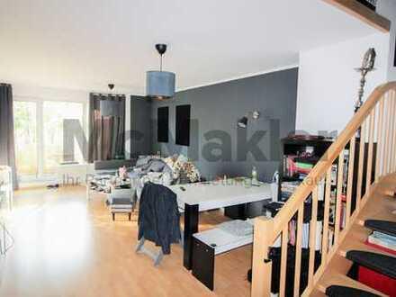 Traumhafte Maisonettewohnung mit 3 Balkonen in Bestlage! TG - Stellplatz inklusive