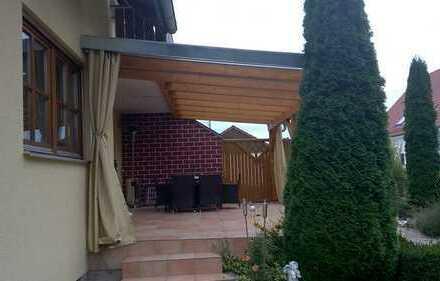 Wohnung mit tollen Garten, direkt am Bach