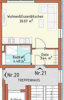 Neubauprojekt Harthausen - Haus 3 - Wohnung