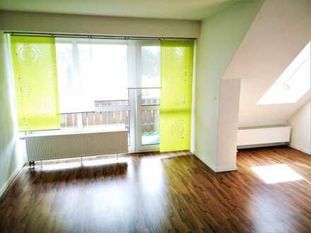 Sehr gepflegte 3-Zimmer-Maisonette-Wohnung mit Balkon in Dillingen a.d. Donau