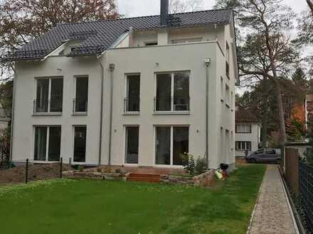 Großzügiges, modernes Doppelhaus bietet Freiraum in Niederschönhausen- IGG-Neubauvorhaben