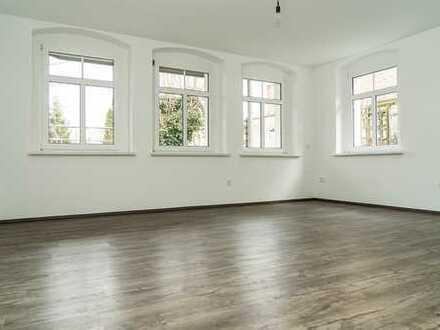 Erstbezug: attraktive 2-Zimmer-Erdgeschosswohnung mit gehobener Innenausstattung in Niesky
