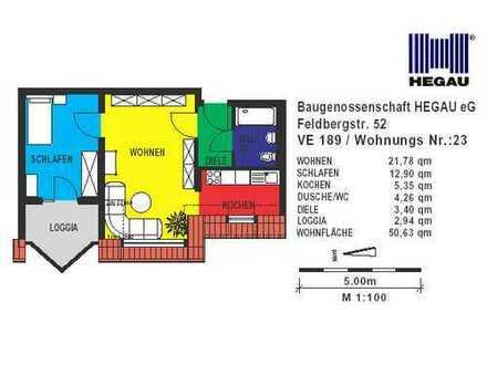 2-Zimmer-SENIOREN-Wohnung in Singen-Nord