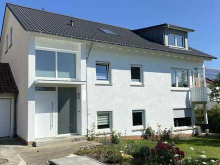 Modernisierte 3-Zimmer-Wohnung mit Terrasse und Einbauküche in Albstadt-Ebingen