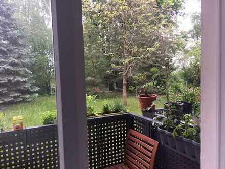 Traumhaft schöne sanierte 2-Zimmer ETW Berlin-Köpenick mit Balkon