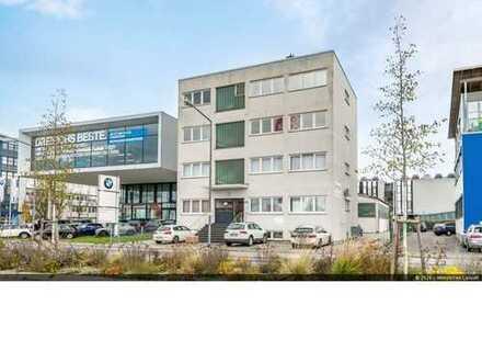 125 m² Büroetage (inclusive 2 PKW Stellplätze) in Dreieich ( neben BMW) zu verkaufen