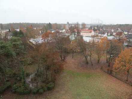 Über den Dächern von Hanau