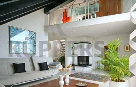 Exklusive Penthouse Maisonette-Wohnung