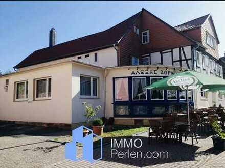 Für Gastronomen mit Herz - sehr gepflegtes Restaurant & Wohneinheiten im Stadtzentrum Hess.Lichtenau