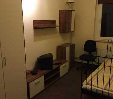 Nähe Airport möbliertes Zimmer befristet
