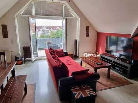 Hell & Freundlich! 3 Zimmerwohnung mit großem Balkon in gesuchter Wohnlage von Dietzenbach!