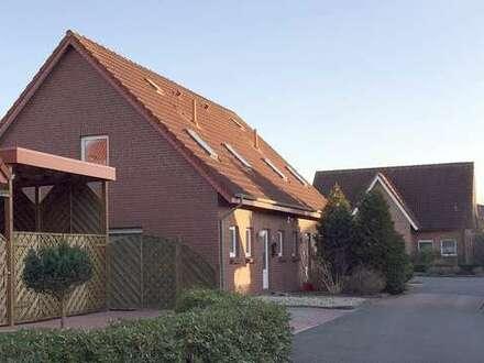 Schöne Doppelhaushälfte im Herzen Ostfrieslands!