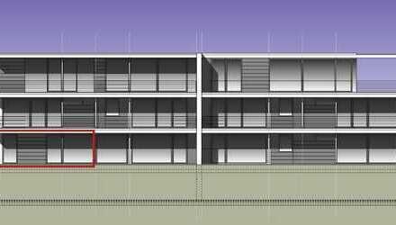 Helle 3 Zimmer-Wohnung im EG ca. 163 qm Gartenanteil im Sondernutzungsrecht