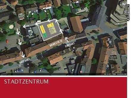 Dauerparkplätze im Stadtzentrum von Borken zu vermieten