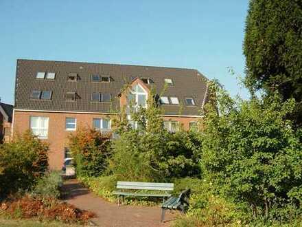 Helle 3-Zimmer-Hochparterre-Wohnung mit Rheinblick in Ddf-Hamm