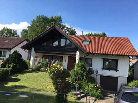 Neu! Freiburg Zähringen 1 A Lage, Einfamlilienhaus mit Einliegerwohnung und großem Grundstück