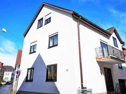 3 Einfamilienhäuser in der Altstadt von Deidesheim.