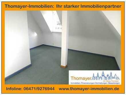 ***1 Zimmer Wohnung in der City von Weilburg!!!***