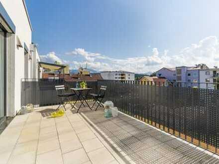 Sonnige und Moderne Wohnung in zentraler Lage von Penzberg