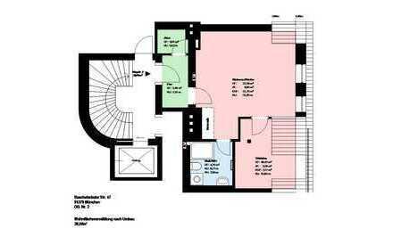 Erstbezug nach Sanierung * Sendling * 2 Zimmer * Einbauküche * Duschbad