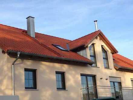 Außergewöhnliche 2-3-Zi-Maisonette-Wohnung mitten im 5-Seen-Land mit Zugspitz-Blick!