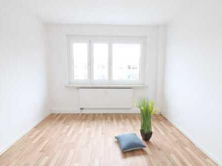 moderne 4-Raum-Wohnung mit Doppelbalkon