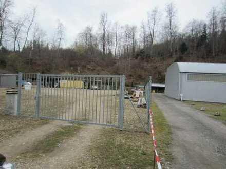 Gewerbebauplatz in Lautrach, 1945qm plus 1300qm, voll erschlossen,