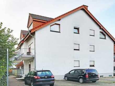 Ideale Kapitalanlage! Vermietete 1-Zimmer-Wohnung in Leimen