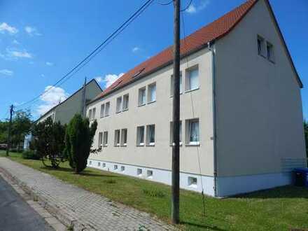 geräumige Dachgeschosswohnung außerhalb von Bad Langensalza