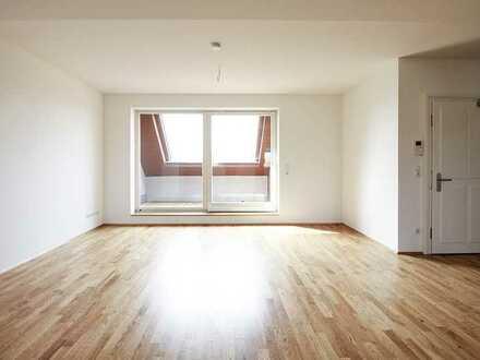 *** 4 Zimmer | Wohnung | Dachgeschoss | Loggia | offene Küche | Fußbodenheizung | EBK ***
