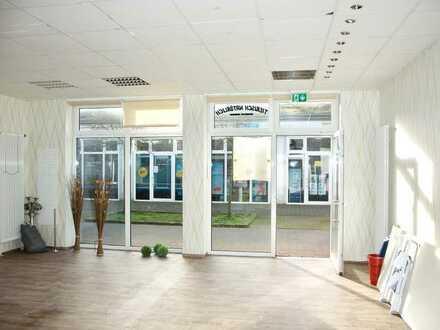 Helles ca. 62,44 qm großes Ladenlokal am FMZ Brauturm in Dorsten-Wulfen ab sofort zu vermieten!