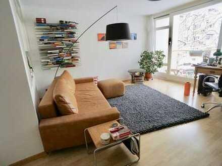 Helle 1,5-Zimmer-Wohnung in Schwabing-West zur ZWISCHENMIETE (1. Feb - 1. April)