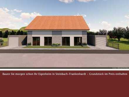 Projektierte Doppelhaushälfte mit Grundstück in Steinbach an der Jagst