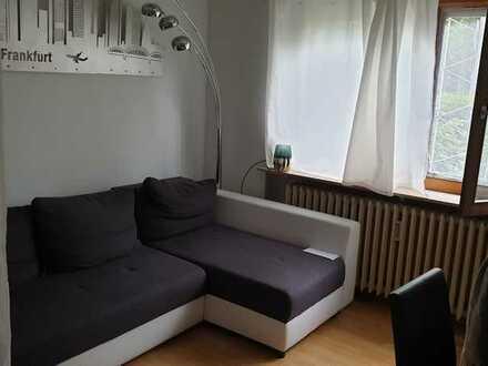 Möblierte 1 Zimmer/Küche/Bad Wohnung direkt am Unteren Luisenpark (Bassermannstraße)