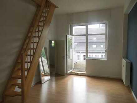 Außergewöhnlich! Schön! Tolle Maisonette-Wohnung mit großer Terrasse in Kamen!