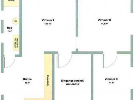 Schöne 2,5 Zimmer Wohnung in Falken