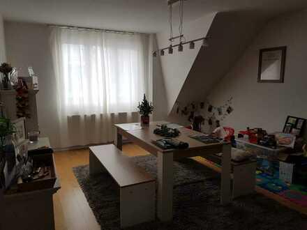 Attraktive 3-Zimmer-Dachgeschosswohnung mit Einbauküche in Donaueschingen