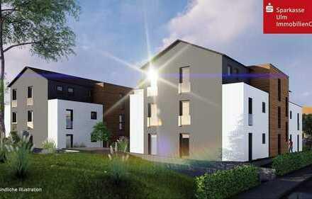 Familientraum mit Gartenanteil - KfW 40 Neubauwohnung