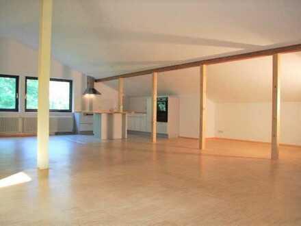 Grosszügige helle 3-Zimmer - Dachgeschosswohnung in Meißenheim