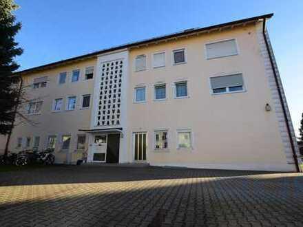 Kapitalanlage! Vermietete 3-Zimmer Wohnung mit Balkon in Schongau-West!
