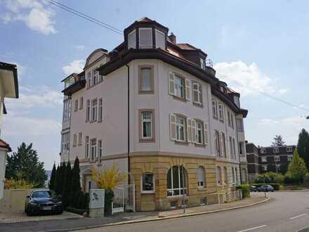 Modernisierte 4-Zimmer-Altbau-Wohnung am Killesberg