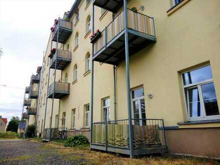 Betreutes Wohnen - vollmöblierte 2-Raumwohnung mit Einbauküche