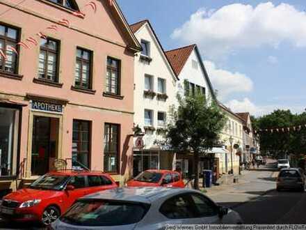 Vielseitig nutzbares Ladenlokal in Innenstadtlage von Bad Iburg