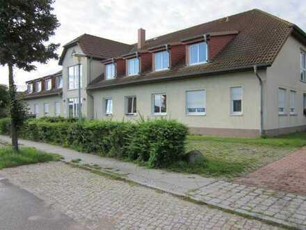 schöne 2-Raum-Wohnung in grüner und ruhiger Lage in der Nähe von Michendorf