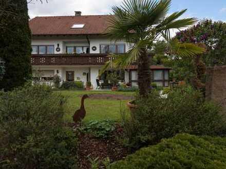 ABTSGMÜND - sonnige Aussichtslage - Einfamilienhaus mit Einliegerwohnung